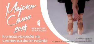 Majski Salon 2014 - Pokana